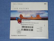 Lee Wratten Filter  100x100  8ID
