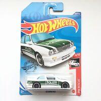 Hot Wheels '92 BMW M3 Police Car Toy 2020 Mattel Brand NEW