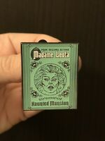 HAUNTED MANSION 2014 Madame Leota Poster Pin, In Honor Of 50th 'Regions Beyond'