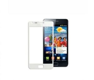 Verre Tactile Ecran LCD Pour Samsung Galaxy S2 i9100 Blanc