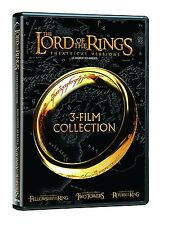 The Lord of the Rings: The Motion Picture Trilogy - Theatrical Edition (DVD) NEW