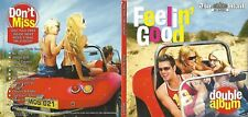 FEELIN' GOOD<>Double promotional CD from the MAIL on SUNDAY