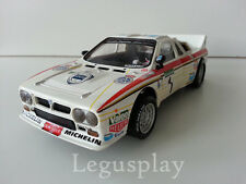 "Slot SCX Scalextric Altaya Lancia 037 ""Rallye de Canarias 1986"" Nº1"