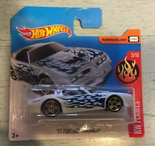 "DIE CAST "" '77 PONTIAC FIREBIRD "" HOT WHEELS SCALA 1/64"