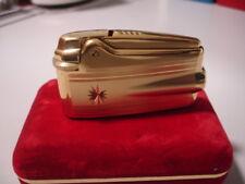 RONSON  VARAFLAME PREMIER GOLD COLOUR LIGHTER UNUSED & BOXED