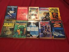 Lot of 10 Paperback Books by Poul Anderson There Will Be Time Star Fox High Crus