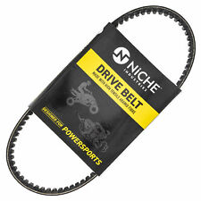 Niche Drive Belt 3Fa-17641-00-00 1989-2013 Yamaha Breeze 125 Grizzly 125