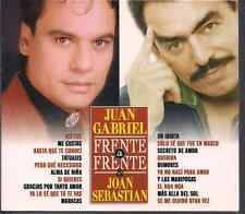 2cds+dvd Balada 80s JUAN GABRIEL & JOAN SEBASTIAN hasta que te conoci SI QUIERES