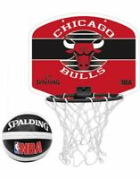 Spalding Original NBA Team Chicago Bulls Basketball Miniboard & Soft Miniball
