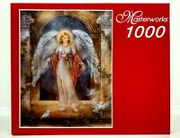 NEW RoseArt Masterworks Guardian Angel 1000 PC Jigsaw Puzzle Religion Beautiful