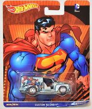 HOT WHEELS POP CULTURE DC COMICS CUSTOM '52 CHEVY SUPERMAN