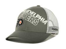 REEBOK NH34Z NHL TNT MESHBACK TRUCKERS HOCKEY HAT/CAP - PHILADELPHIA FLYERS