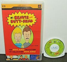 SONY PSP UMD Beavis and Butt-Head - The Mike Judge Collection: Vol. 3 VERY GOOD