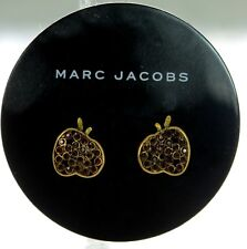 "Marc Jacobs ""Fall 2016"" Apple Stud Earrings $60"