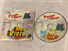Promo Only Dvd Videos Dj Kylie Minogue Weezer Gorillaz Pitbull Green Day Fat Joe