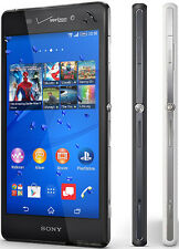 "Original Sony Xperia Z3v D6708 32GB 3G ROM 32GB Quad-core 20MP 5.2"" Cell Phone"