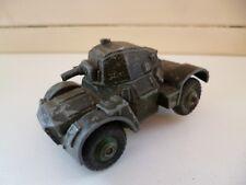 ARMY Armoured Car - # 670 - Green - Meccano LTD - Dinky Toys - England