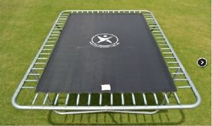 8x12 rectangle trampoline replacement mat for 88 springs x 215mm Spring size