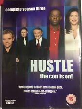 Hustle - Series 3 (DVD, 2007, 2-Disc Set, Box Set)