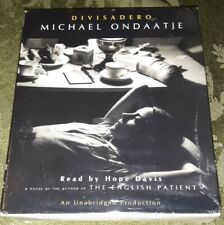 Divisadero by Michael Ondaatje (2007, Audio, Other, Unabridged edition)