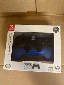 Nintendo Switch PowerA Wireless Controller Legend Of Zelda - Blue Fade