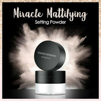MIRACLE MATTIFYING SETTING POWDER FACE COLOUR GEOMETRY GATHER BEAUTY