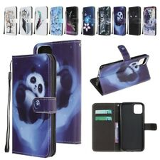 For Nokia 1.3/5.3 Leather Flip Stand Pattern Strap Card Shockproof Case Cover