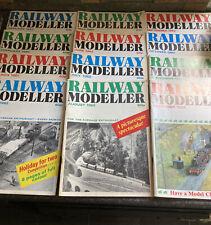 More details for railway modeller magazines 1982  full year 12 magazines
