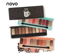 Eyeshadow Palette 10 Colour Makeup Set Make Up Professional Matte Novo-Xmas Gift