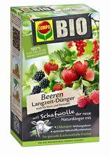 Compo Bio Beeren Langzeit-Dünger mit Schafwolle Beerendünger 2 kg