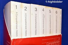 Comprehensive History of the Church Vol 1-6 Paperback + Index LDS Mormon Roberts