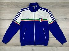 Italy Italia 1982 World Cup Football Soccer Reissue 2010 Adidas Track Jacket