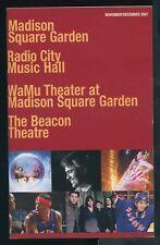 Madison Square Garden - Radio City Music Hall - WaMu Theater - Beacon Theatre 07