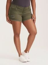 338a3d741a7 Cotton Blend Torrid Shorts for Women