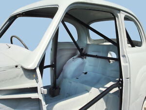 AUSTIN A35 OR A30 COMPETITION FULL ROLL CAGE INC DOOR BARS RACE SPEC
