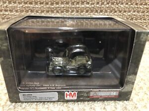 Hobby Master 1:72 U.S. Willys Jeep, 101st AB, 506th C Co., Normandy 1944, HG4203