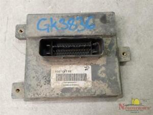 2007 Chevy Silverado 1500 Pickup FUEL PUMP CONTROL MODULE COMPUTER