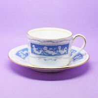 Coalport 'Revelry' Cup and Saucer Vintage England
