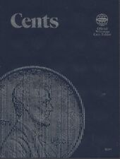 Cents Official Whitman Folder USED Holds 36  Coins