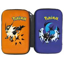 Nintendo 2ds XL 3ds XL Pokemon Ultra Sun and Moon Hard Pouch Case Cover