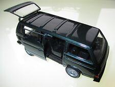 Volkswagen VW Combi Bus t3 T 3 CARAVELLE SYNCRO Vert Green Met, SCHABAK en 1:43!