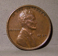 1929 LINCOLN CENT, Extra Fine