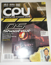 CPU Magazine OS Shootout & GeForce 8800 Ultra Roundup August 2007 081914R