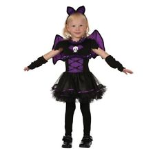 2-3 Years Toddler Girls Bat Princess Costume - Halloween Dress Fancy Outfit Age