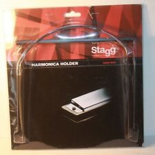 Stagg Harmonica Holder Model HAH-800 Hands Free Playing