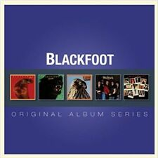 Original Album Series [Box] by Blackfoot (CD, Feb-2013, 5 Discs, Warner Bros.)