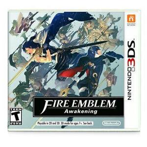 Fire Emblem: Awakening (3DS, 2013) *AUTHENTIC*