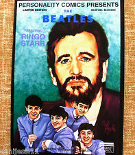 Personality Comics Presents, The Beatles, featuring Ringo Starr
