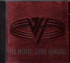 Van Halen-For Unlawful Carnal Knowledge cd album