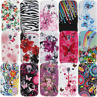 TPU Case for Samsung Galaxy Ace 2 i8160 Gel Rubber Silicone Soft Back Skin Cover